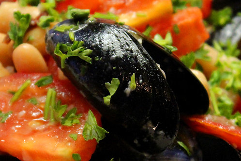 Maine Mussels (5 lb portion)
