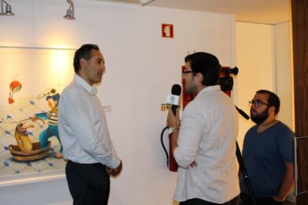 Entrevista TV