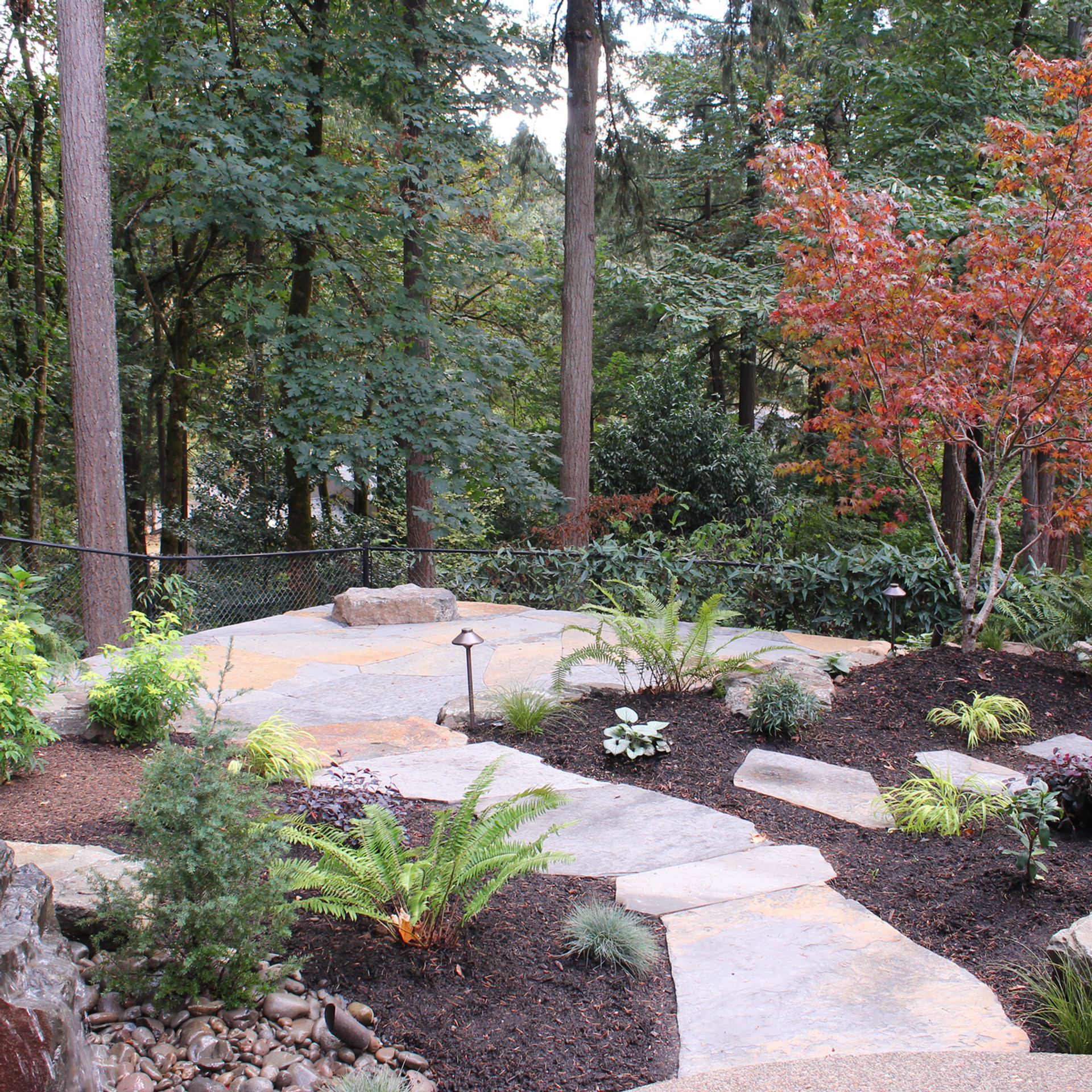 Path, Flagstone To Patio.JPG