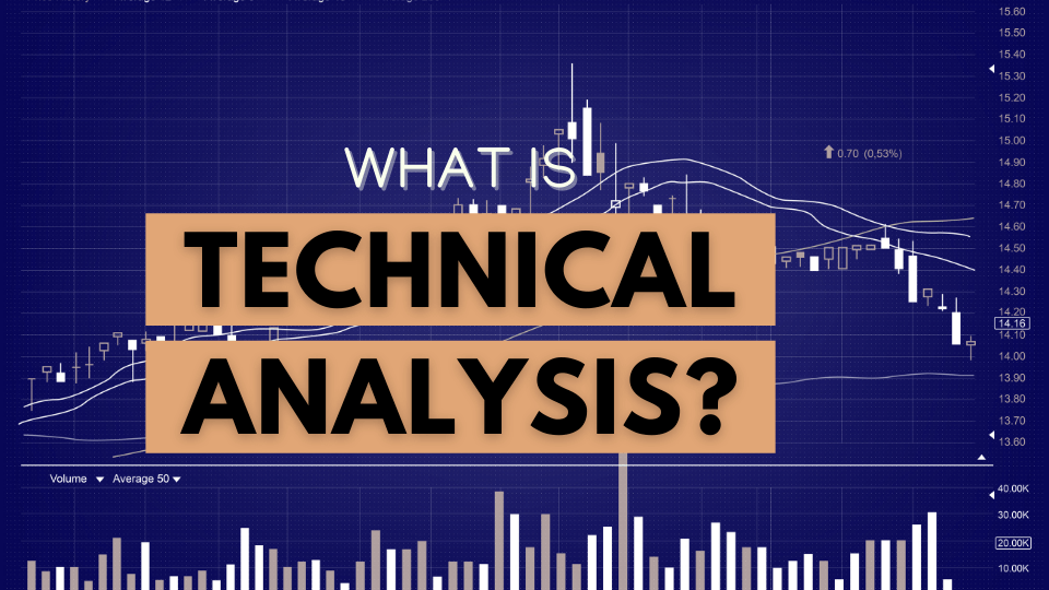 How technical analysis works in financial markets 2021?