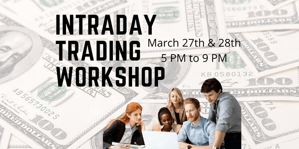 Intraday Trading Through Market Profile