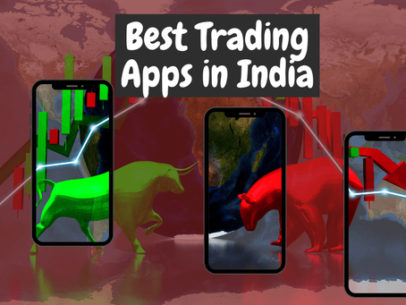 Best Stock Market Trading Mobile Apps in India 2021 | Profile Traders