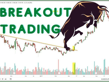Breakout Trading Strategy – Most Underrated Trading Technique in the History of Stock Market
