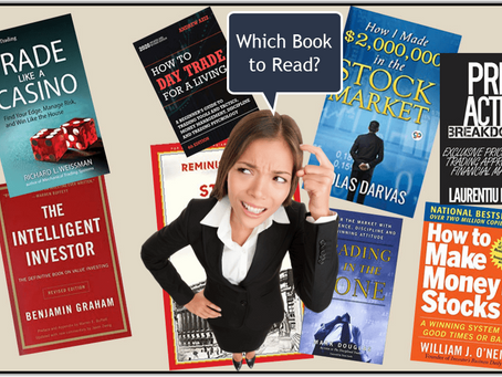 10 Best Books on Intraday, Swing, and Options Trading