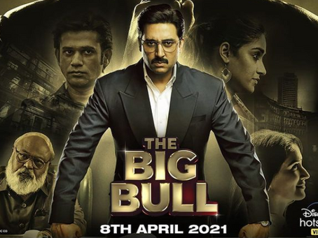 5 Lessons For Traders From 'The Big Bull' Movie | Profile Traders