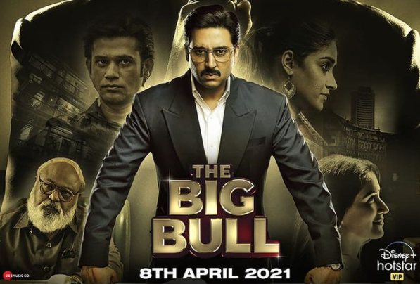 The Big Bull Movie Review - Abhishek Bachchan and Ileana D'Cruz's