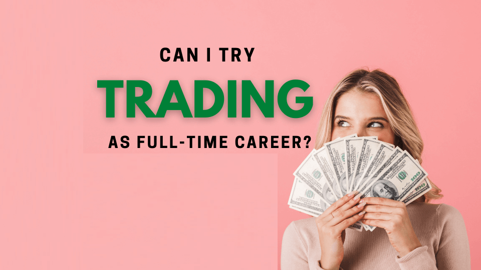 Trading while working full time