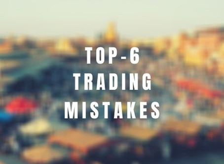 6 Trading Mistakes Every Beginner Should Avoid