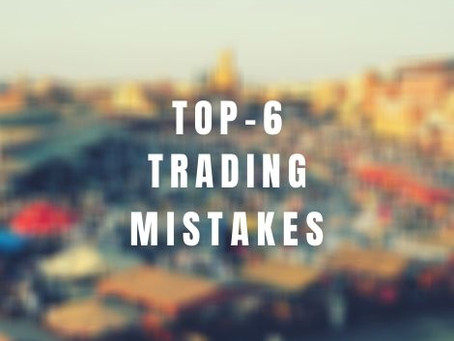 One Must Avoid These 6 Mistakes to Make Money in the Stock Market!