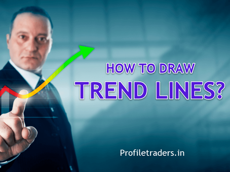 How to Draw Trendlines in Charts?