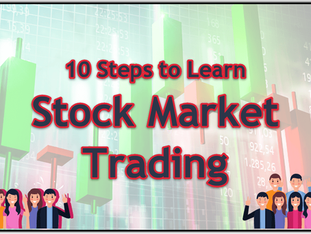 10 Simple Methods to Learn Stock Market Trading in 2021