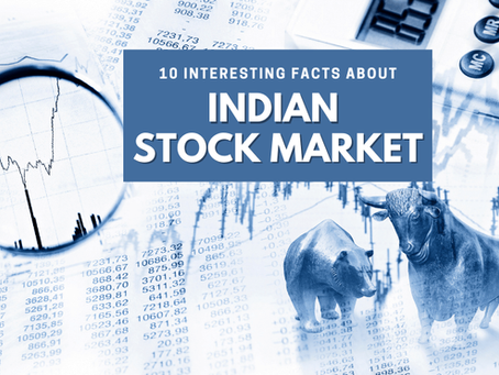 10 Interesting Facts About the Indian Stock Market | Profile Traders