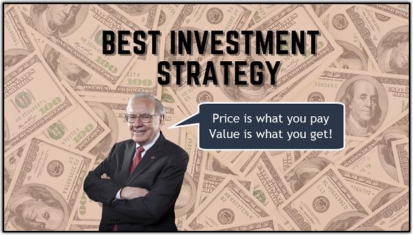 Best Investment Strategy Warren Buffet - Profiletraders.in