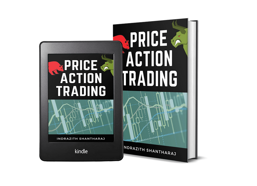 Price Action Trading book by Indrazith Shantharaj