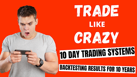 Trade Like Crazy - Best Intraday Trading System for Nifty & Banknifty India 2021