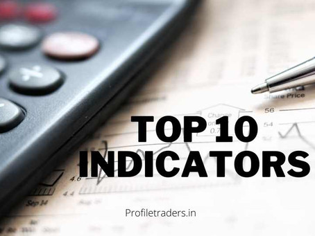 Top-10 Technical Indicators in Stock Market Trading