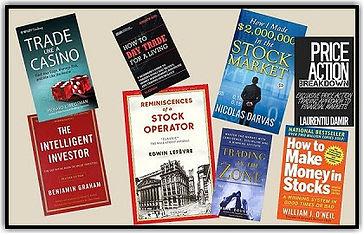 Top-10 Trading & Investing Books - Profi