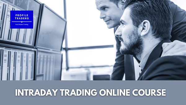 Intraday Trading Online Course in Bangal