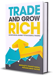 Trade and Grow Rich - Stock Market Trading book for Beginners
