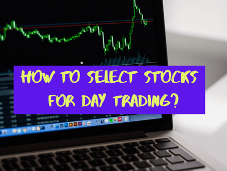 How To Pick Stocks For Intraday Trading Like You're Making Instant Noodles