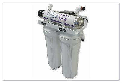 purificador ultravioleta, filtro de água com ultra violeta, filtro matar bactérias, filtro matar virus, filtro de água, purificador de água