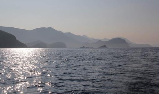 Segeltörn Montenegro