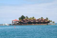 Saba Rock Resort, gegenüber des Bitter End Yacht Clubs, BVIs