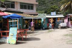 Einkaufen in der Karibik