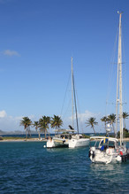 Segelyachten Karibik