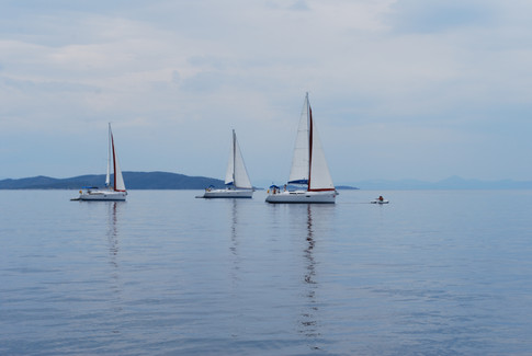 Flotille Griechenland