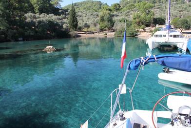 Bucht Türkei