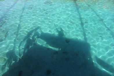 Kristallklares Meerwasser Türkei