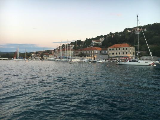 Segeltörn in Kroatien