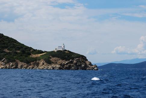 Segelrevier Sporaden Griechenland