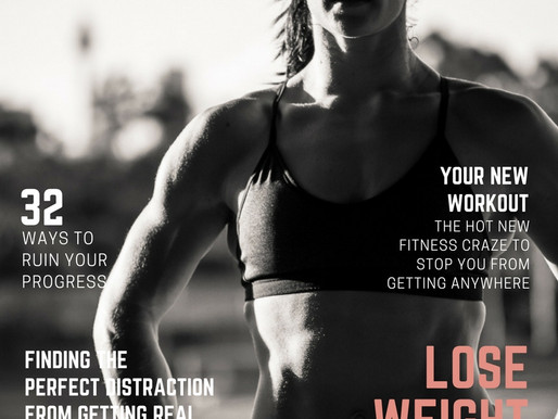 Women's Fitness Magazines