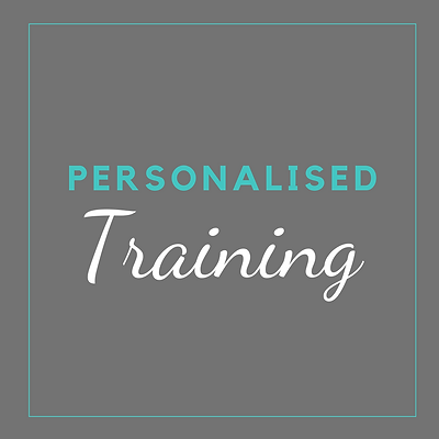 Personalised Training Program