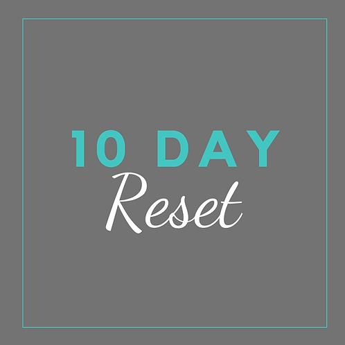 10 Day Reset