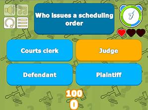 1st yr Law School Trivia