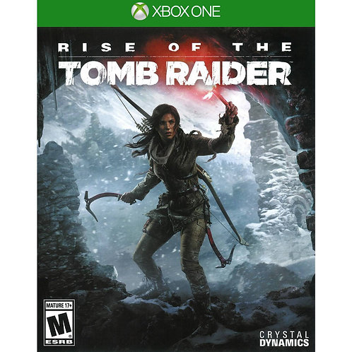 Rise of the Tomb Raider (used no box)