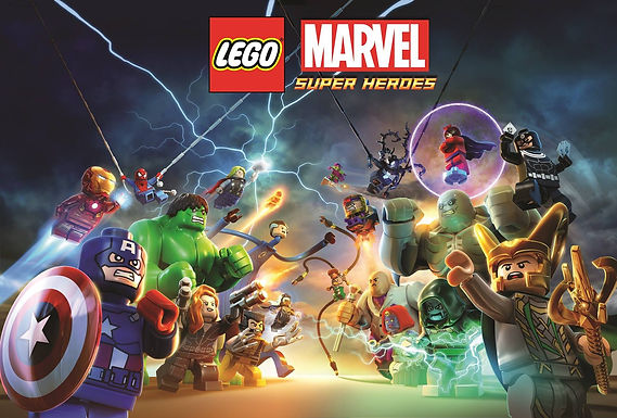 LEGO Marvel Super Heroes (USED) XBOX ONE