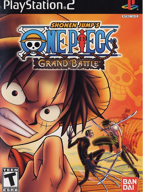 OnePiece Grand Battle (Used)