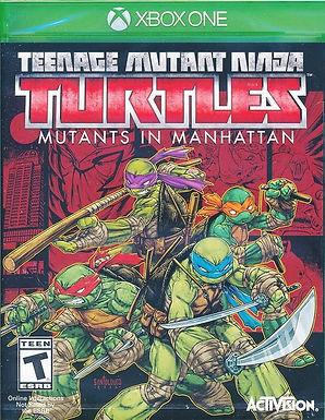 Teenage Mutant Ninja Turtles: Mutants in Manhattan by Activision