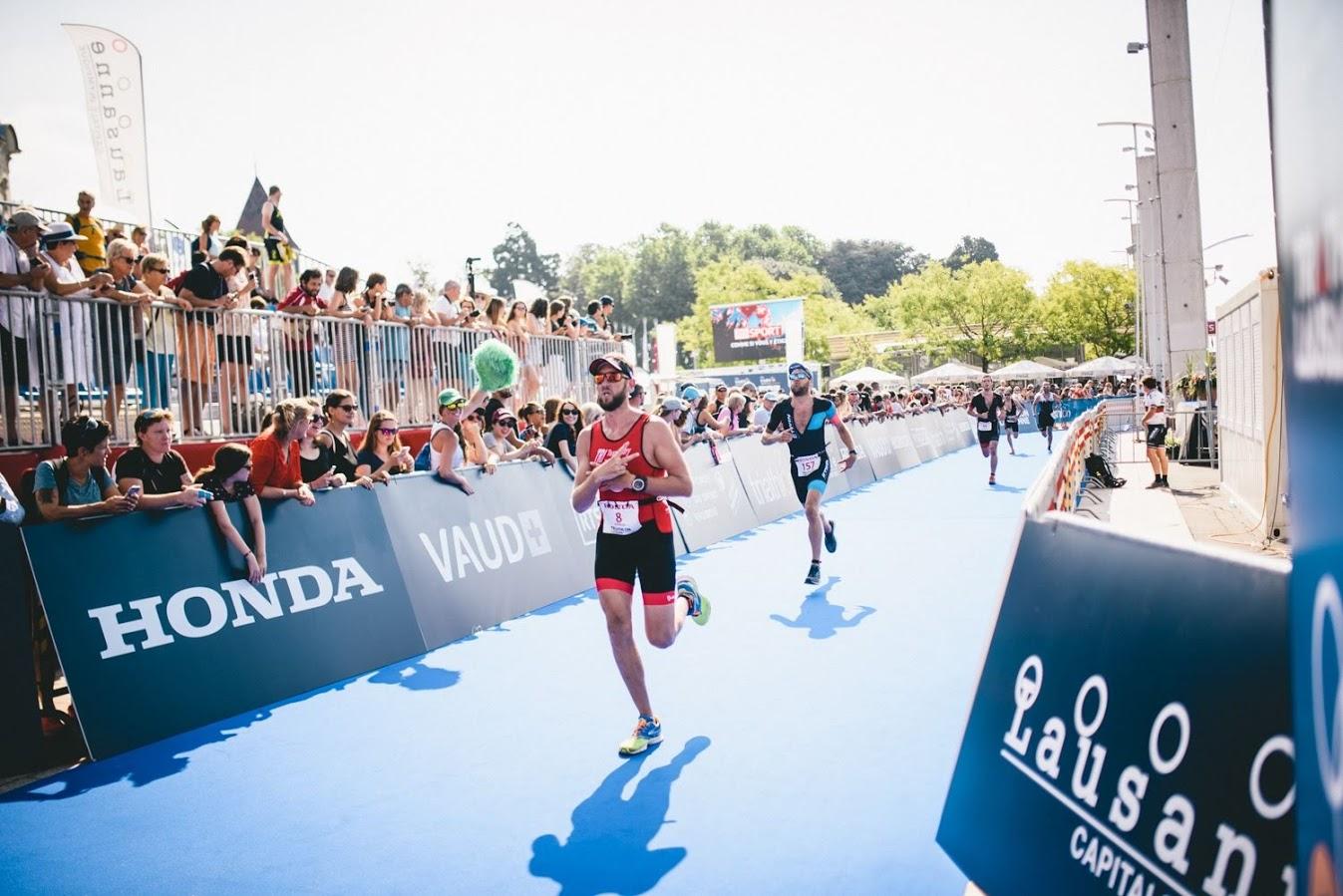 Triathlon Lausanne 2018
