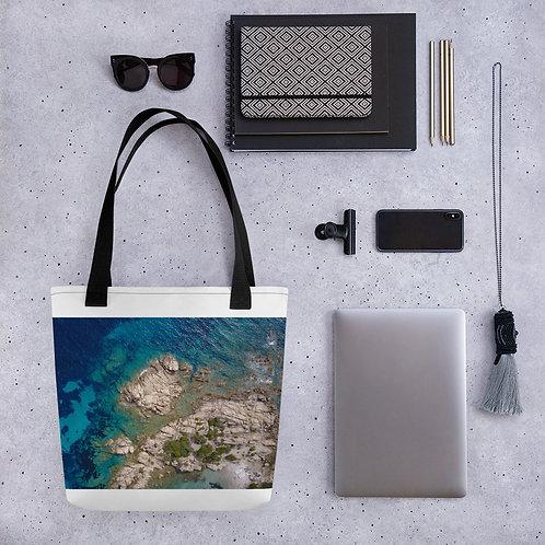 Tote bag - Corsica #01
