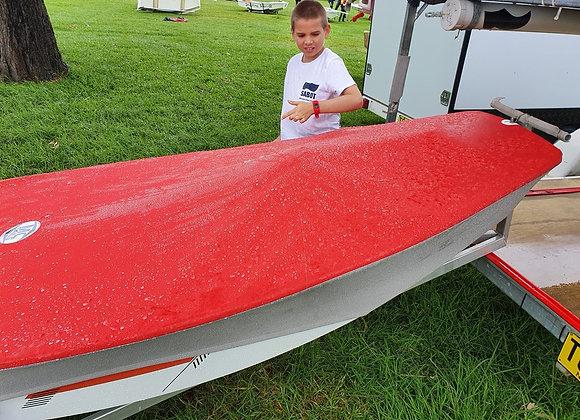 Sabot Boat Cover