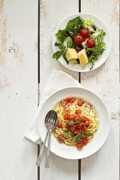 mix food plates