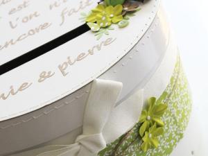 Des idées pour l'urne de votre Mariage