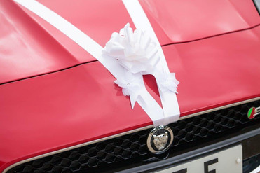 PACA Events jaguar ftype mariage wedding