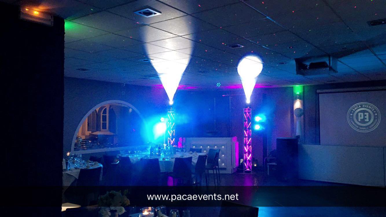 PACA Events devis dj soiree mariage