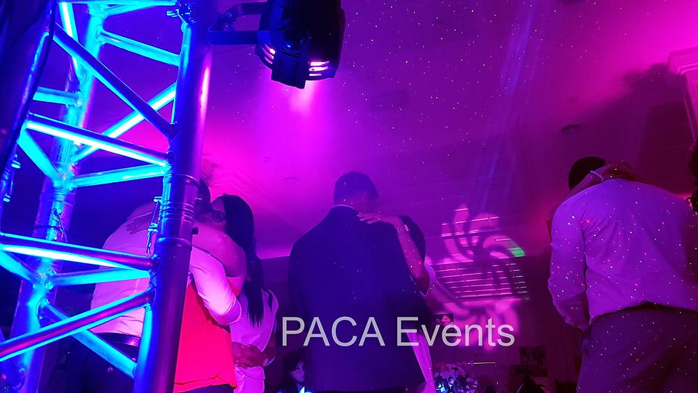 Animation dj pour soirée réception mariage située dans le var en région PACA